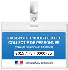 Transports de personnes VTC